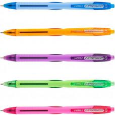 Ручка шариковая автоматическая Unimax Aerogrip-2  0,7 мм синяя (ux-137-02)