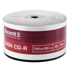 Диск CD-R Axent Bulk 700Mb 52x /50 штук/цена указана за 1 штуку/ (8102-A)