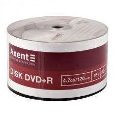 Диск DVD+-R Axent Bulk 16x 4.7GB /50 штук/цена указана за 1 штуку/ (8108-A)