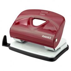 Дырокол Axent Exakt-2 20 листов металлический красный (3920-06-A)