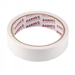 Скотч двухсторонний Axent 24 мм х 10 м на бумажной основе (3101-А)