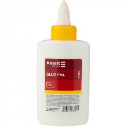 Клей ПВА Axent 100 мл колпачок-дозатор (D7129)