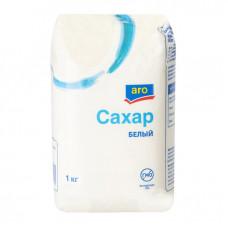 Сахар Aro белый кристаллический 1 кг