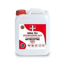 Средство для дезинфекции MDA 72+ 5000 мл с крышкой