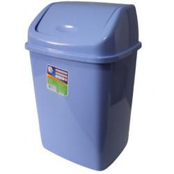 Ведро для мусора с поворотной крышкой 18 л (02526)
