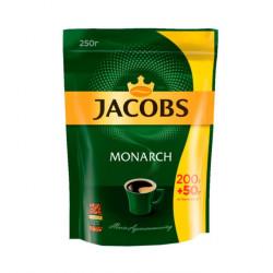 Кофе растворимый Jacobs Monarch 250 грамм эконом пакет