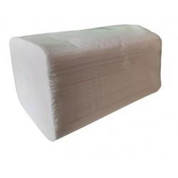Полотенца бумажные АМЕТИСТ V-сложения 2-х слойные белые 19х23 см /упак. 150 листов/