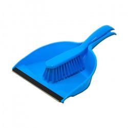 Совок с щеткой для уборки Мой Дом с короткой ручкой (SY09764)