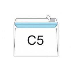 Конверт почтовый С5 /162х229 мм/ СКЛ офсет 25 штук (3444)