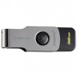 Флеш-память 32GB KINGSTON DT SWIVL Metal USB 3.0 (U0302999)