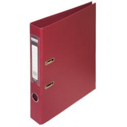 Папка-регистратор 5 см Культтовары Украина А4 цвет бордо