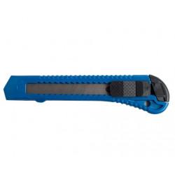 Нож канцелярский BuroМax 18 мм в пластиковом корпусе (BM.4650)
