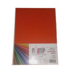 Бумага цветная офисная IQ Color СО44 А4 80 г/м2 100 листов красная