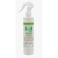 Средство для дезинфекции рук и кожи 250 мл ТМ VitalMIX Health круглая емкость с триггером