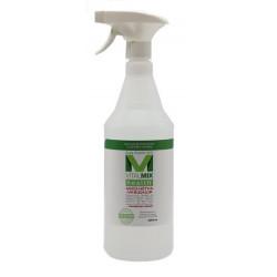 Средство для дезинфекции рук и кожи 1000 мл ТМ VitalMIX Health круглая емкость с триггером