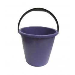 Ведро хозяйственное Полимерагро 10 литров пластик (26619)