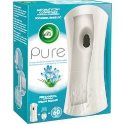 Автоматический освежитель воздуха Air wick Freshmatic Complete Pure Spring Deligh Весеннее настроение 250 мл