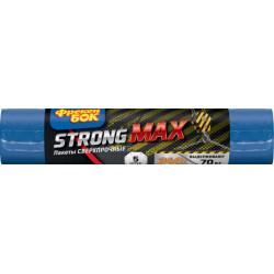 Пакеты для мусора Фрекен Бок MAX 240 литров 5 шт синие (16206190)