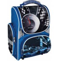 Рюкзак школьный GoPack каркасный Speed CFS (CF86195)