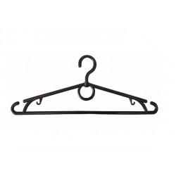 Вешалка плечики пластиковая для одежды 39 см (03858)