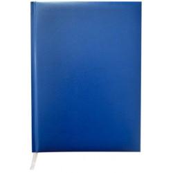 Ежедневник недатированный BuroMax MASTER А5 288 страниц синий (BM.2003-02)