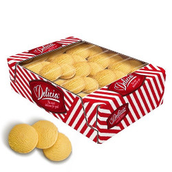 Печенье сдобное DELICIA Кукурузное 1 кг