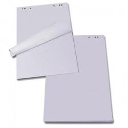 Бумага для флипчарта Axent 64х90 см 10 листов 70 г/м2  нелинованная (8092-a)