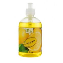 Мыло жидкое EcoLan Белый лимон 500 мл с дозатором