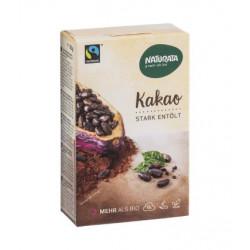 Какао порошок Naturata органичный с пониженным составом жира 125 г