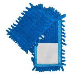 Насадка сменная МОП Eco Fabric микрофибра шиньон '1000 пальцев' 42х11 см (EF-1000-B)