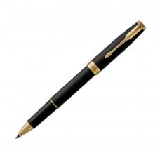 Ручка Parker роллер SONNET 17 Matte Black Lacquer GT RB (84 822)