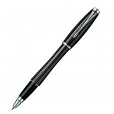 Ручка роллер Parker Urban Premium Ebony Metal Chiselled RB (21 222Ч)