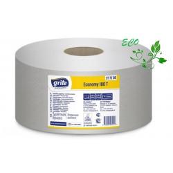 Туалетная бумага Джамбо Grite Economy 1 слой 180 м (3T7208)