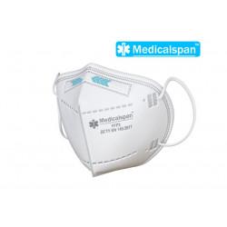 Респиратор Мікрон FFP3 NR Medicalspan-3 без клапана