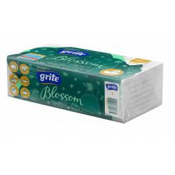 Полотенца бумажные листовые Grite Blossom FT  V-сложения 2-х слойные /за уп. 120 листов/ (3RBLOS1120V)