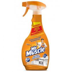 Моющее средство для кухни Mister Mouscul 450 мл распылитель Энергия цитруса Арт. 165560