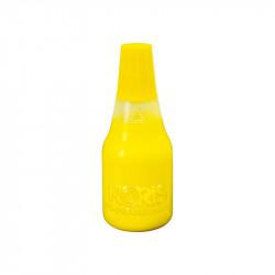 Штемпельная краска Noris Color 117 UV для бумаги/кожи 25 мл водная основа флуоресцентная желтая (117 AGE NEON-UV 25 желт)
