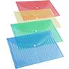 Пластиковые папки-конверты