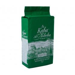 Кофе молотый Кава зі Львова Львовский 225 грамм