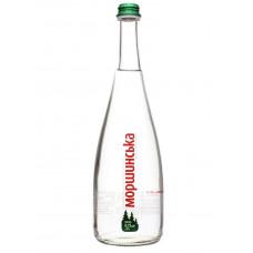 Вода Моршинская минеральная слабогазированная /стекло/ 0,5 л