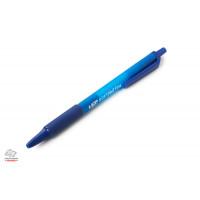 Ручка шариковая BIC Soft Clic автоматическая 0,36 мм синяя Арт. 893219