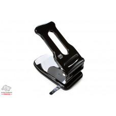 Дырокол BuroMax 70 листов металлический черный Арт. BM.4081-01