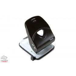 Дырокол Axent Exakt-2 40 листов металлический черный Арт. 3940-01-А 15896