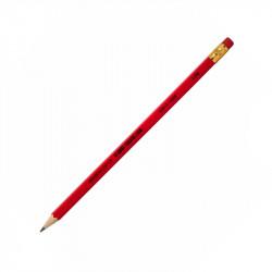 Карандаш чернографитный Koh-I-Noor 1396 НB с ластиком Арт. 1396-3