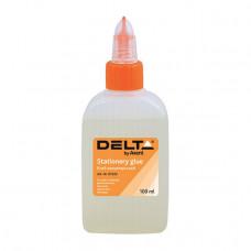 Клей силикатный Delta by Axent 100 мл с колпачком-дозатором (D7222)