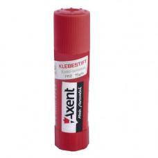 Клей-карандаш 15 г Axent основа PVP Арт. 7112-А