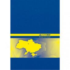 Книга канцелярская BuroMax А4 192 листа офсет в клетку твердый переплет Арт. BM.2404