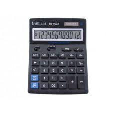 Калькулятор настольный Brilliant BS-0222 12 разрядов