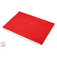Конверт на липучке Economix А4 пластик непрозрачный Арт. E31303-50