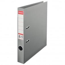 Папка-регистратор 5 см Esselte No.1 А4 серый Арт. 811480